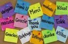 Så här säger du tack på 50 olika språk