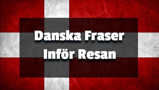 danska fraser