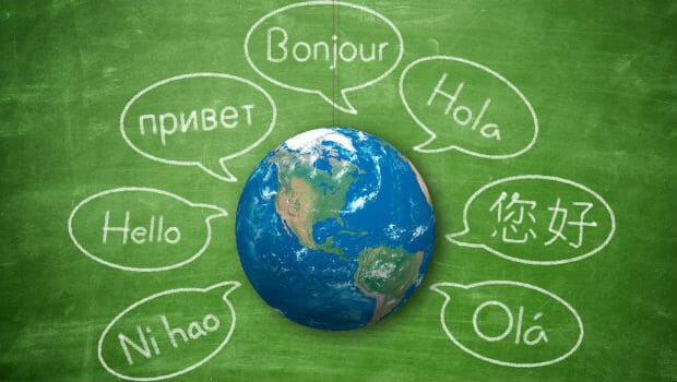 hej på flera språk