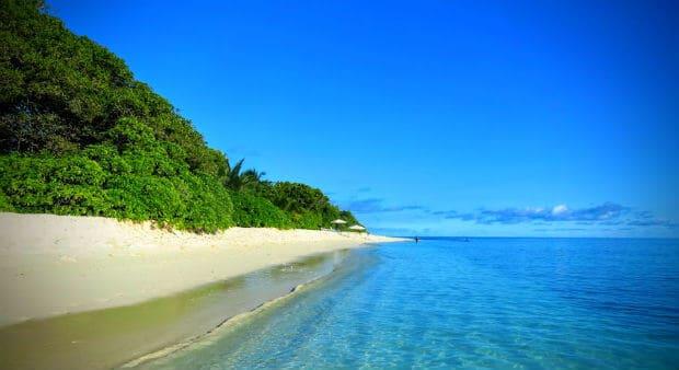 Maldiverna lokal turism