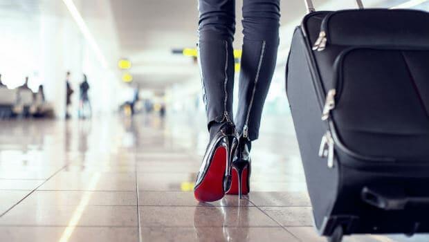 att resa med handbagage