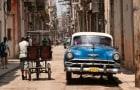 Flyg mellan USA och Kuba = Sant