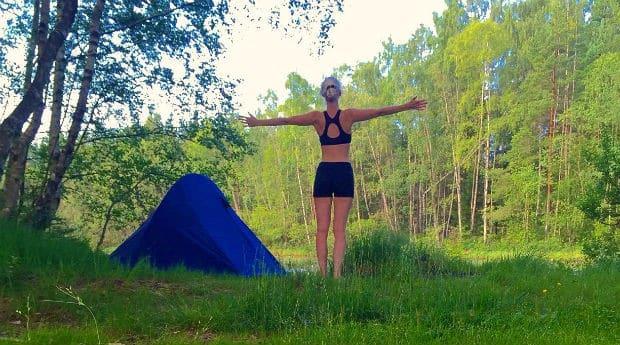 Intervju med soloresenären Evelina Utterdahl, Earth Wanderess