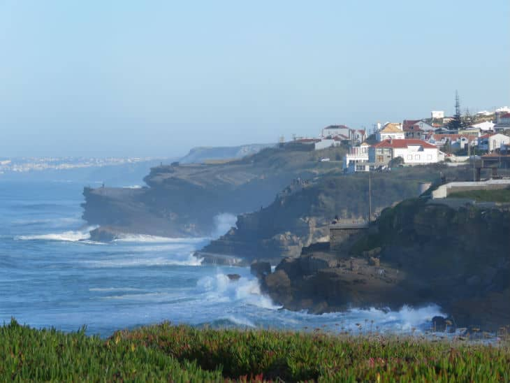 Portugal har en fantastiskt vacker kust