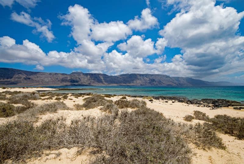 väder pa kanarieöarna