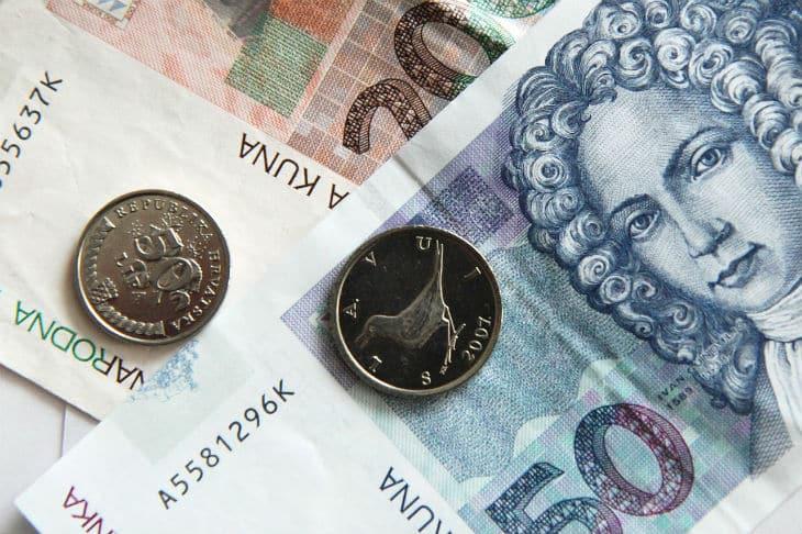 valuta-kroatien