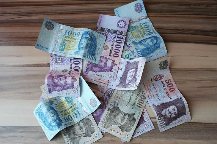 valuta-ungern-forint