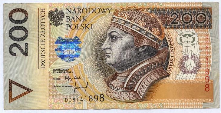 polens valuta - zloty