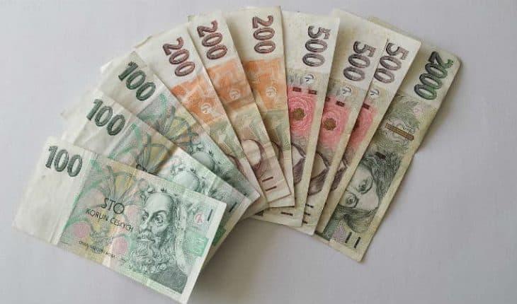 valuta-i-tjeckien-sedlar