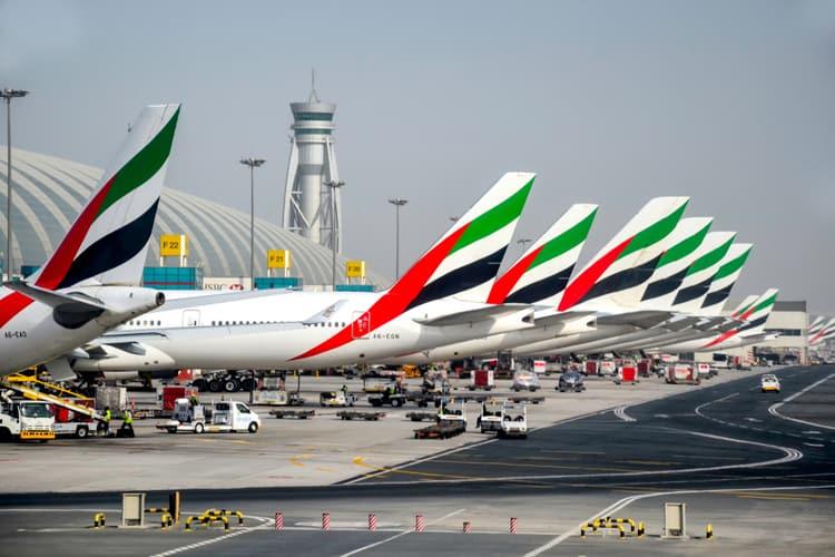 Dubai flygplats