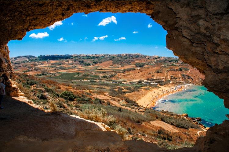 Gozo grotta