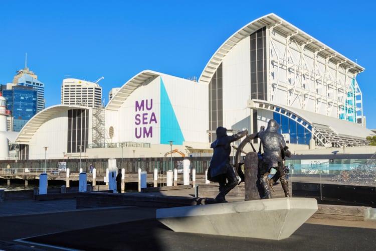 Australian National Maritime Museum sydney