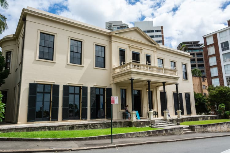 Elizabeth Bay House Museum