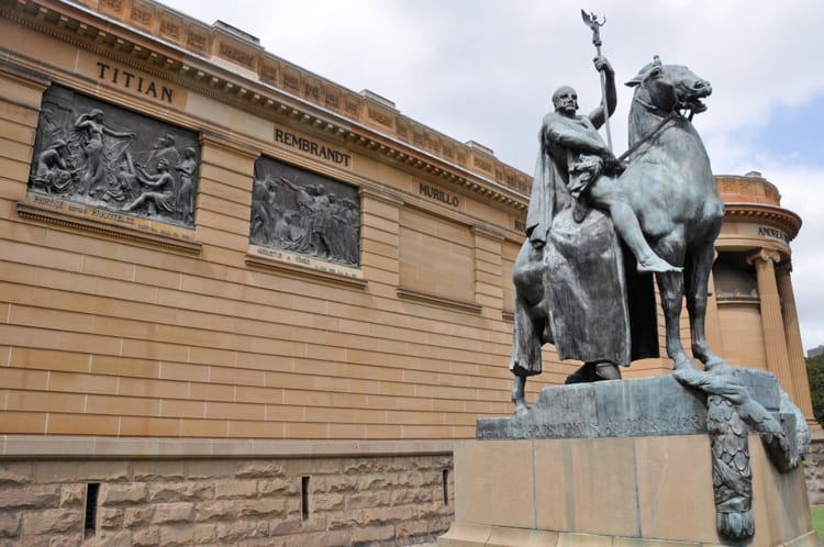 The Art Gallery of New South Wales_
