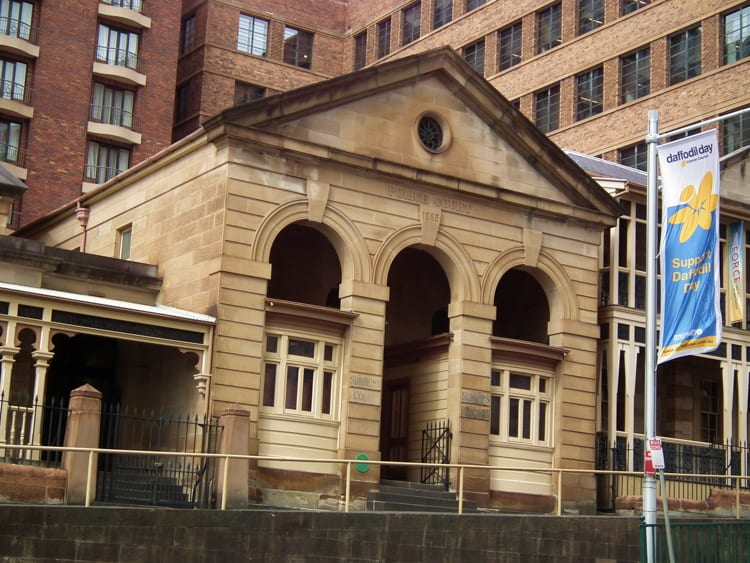 sydney Justice and Police Museum