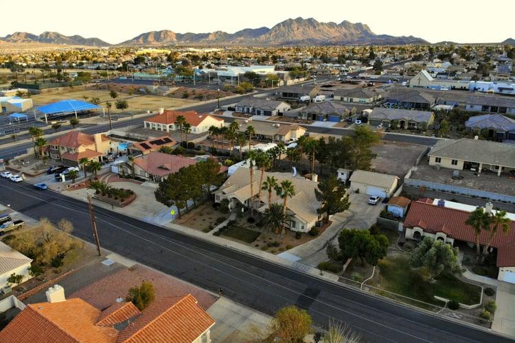 Henderson city in Nevada