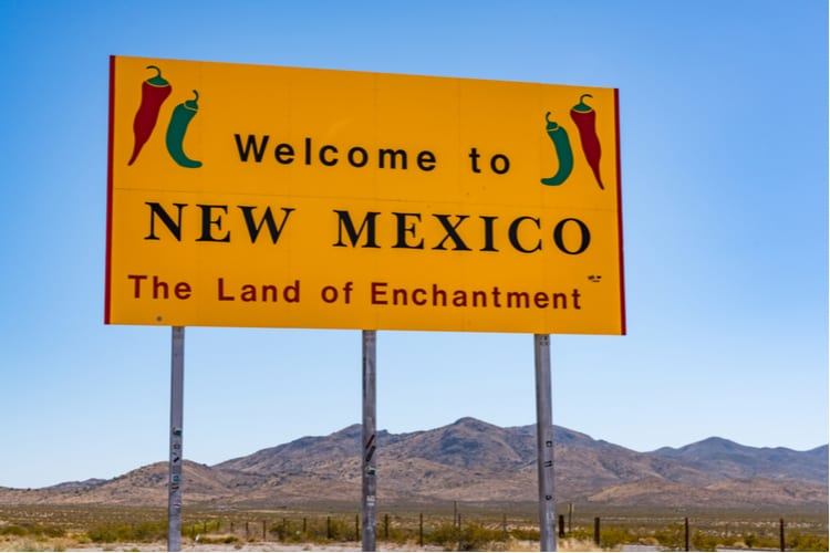 Largest cities in New Mexico