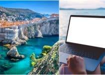 Kroatien digital nomad